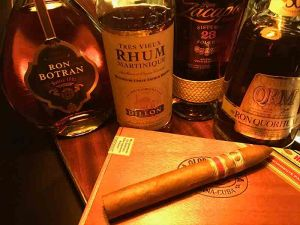 scotch corner Rhum